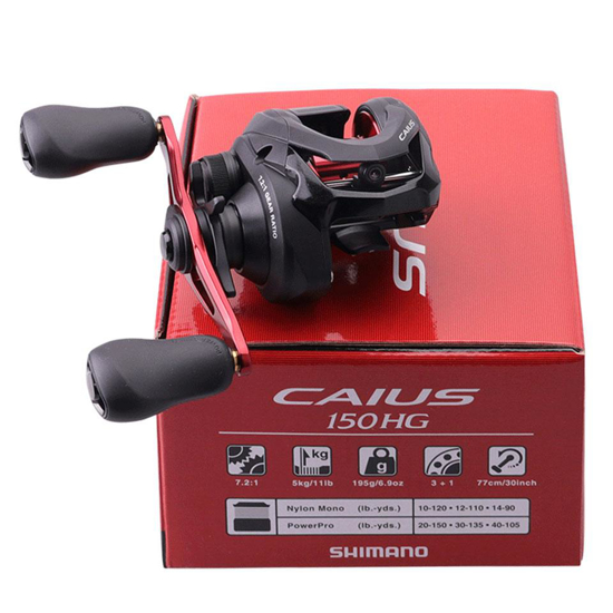 Picture of SHIMANO Caius 150HG B